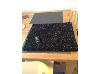 Sparkly bath mat new