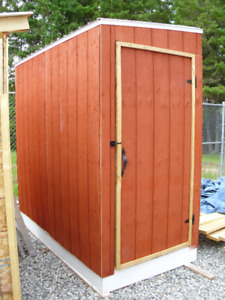 NEW Shed and Ice Fishing Shack FOR SALE