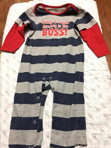 18-24 months and 24 months boys clothing