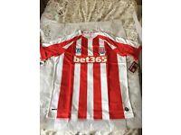 Stoke city FC shirt
