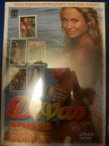 WWE Divas South of the Boarder DVD