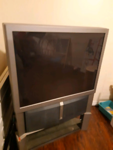 Big Sony tv