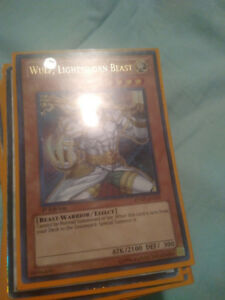 Deck of 200+ Yu Gi Oh! Cards
