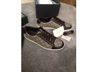 Men's GUCCI TRAINERS *FRESH WITH TAGS* RRP £300 NOW £220