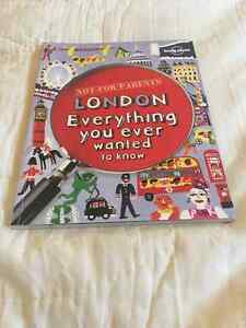Kids book - facts about London England