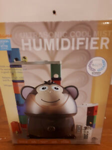 Humidificateur ultrasonique à brume fraîche - Singe