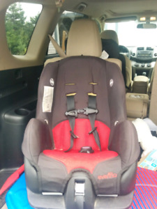 Evenflo infant to toddler carseat, up to 40lbs  $25