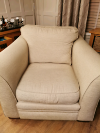 Harvey Cream Chair