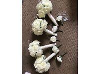 Wedding bouquet bundle