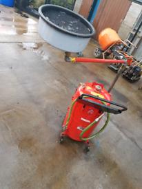75l car waste oil pan drainer, garage workshop tool