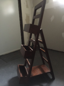 Wooden Standing Shelving Unit For Sale!!!