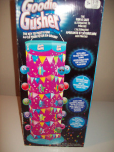 Goodie Gusher - Basically a pinata that you don't hit - $5