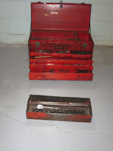 """Snap-On"" Mechanic's Tool Chest"