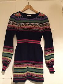 Mathew Williamson 100% Lambswool dress