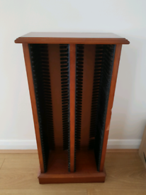 Yew cd cabinet- can be up cycled and cd racks taken out