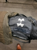 LOST This duffle bag and its many contents