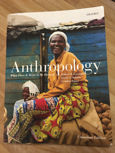 Anthropology - What Does It Mean To Be Human?