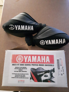 Yamaha hand guards