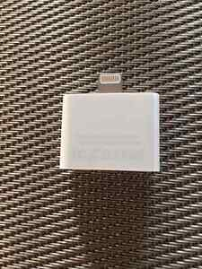 Authentic/Genuine Apple 30pin to 8pin Lightning Adaptor