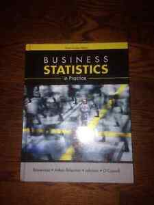 Business Statistics in Practice 3rd Canadian Edition London Ontario image 1