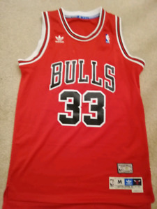 Chicago Bulls Medium adult jersey.