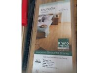 SCS laminate floor- 6 packs and colour match beading