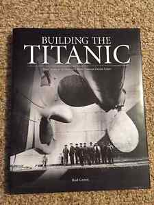 Titanic books for sale group of 6 in good to excellent condition