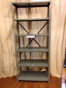 Steel Shelving Made in N. America