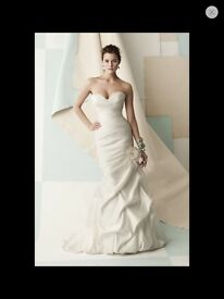 Beautiful nearly new wedding dress