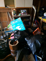 Junk removal service and deliveries same day
