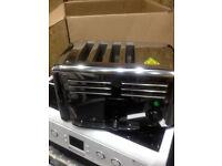 Graded burco toaster 4 slice