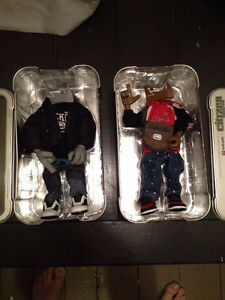 Collectable ECKO & DC Shoes Figures