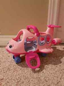 Fisher Price Little People Plane