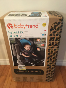 BABTREND HYBRID LX 3-IN-1 BRAND NEW NEVER OPENED