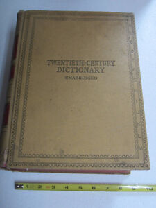 Webster's Dictionary, 1937, 20th Century Unabridged West Island Greater Montréal image 2