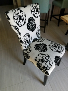 ***UPHOLSTERED MODERN DINING CHAIRS*** set of 6