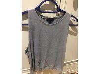 Women's Grey vest
