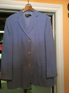 Stylish Ralph Lauren Suit with matching Shoes $ NEGOTIABLE $