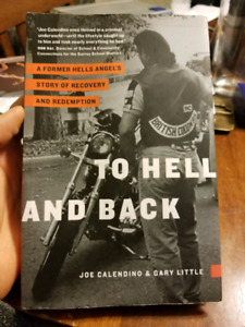 """Soft cover copy of """"To Hell And Back"""""""