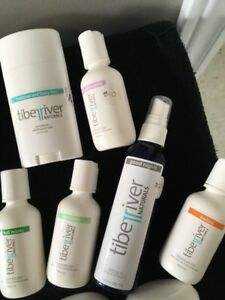 Tiber River Naturals Products Brand New - $225 plus FREE Samples