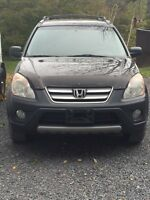 06 CRV certified and e tested!!!!