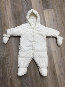 Snowsuit 10-12mths