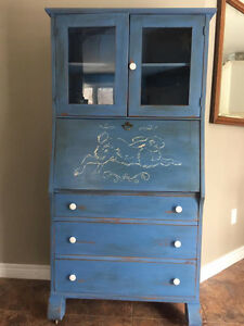 Whimsical Secretary Desk