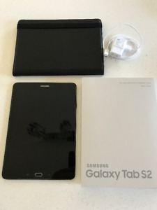 Samsung galaxy Tab S2, 32 gb, encore garantie 6 mois