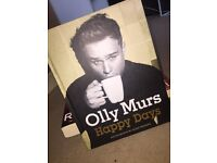 Olly Murs Happy Days Autobiography