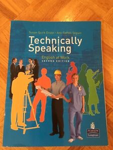 Technically speaking, english at work, second edition