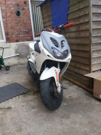 Yamaha aerox 2009 70cc