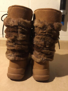Women's Sally Warm Winter Boots Size 7.5 London Ontario image 3