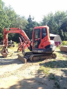 Kubota KX121-3 Excavator *****SOLD*****