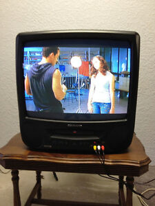 """20"""" TV with Dvd"""